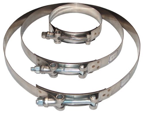 T Bolt Clamps